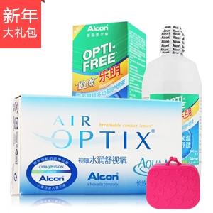 【年货节礼包】视康水润舒视氧3片+乐明300+伴侣盒