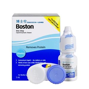 博士伦博视顿酵素清洁剂5ml