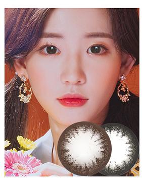 韩国进口艾乐视美瞳月抛大美目巧色