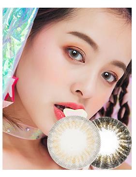 韩国进口艾乐视美瞳魔力系列年抛