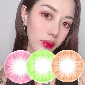 糖果系列美瞳