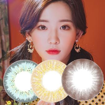 韩国进口Color Baby美瞳半年抛1片
