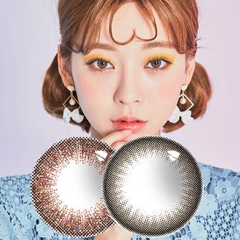 艾乐视浅梦系列日抛美瞳10片