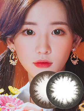 韓國進口美瞳月拋大美目巧色