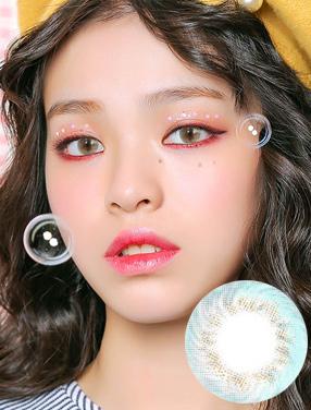 韓國進口艾樂視美瞳年拋