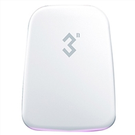 3N科技抗菌美瞳收纳盒12宫格隐形眼镜伴侣盒--白色