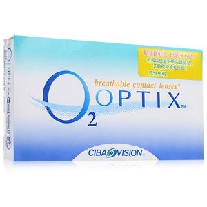 視康舒視氧硅水凝膠月拋隱形眼鏡6片裝