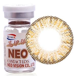 NEO恩伊傲三色棕S5-2美瞳隐形眼镜年抛1片