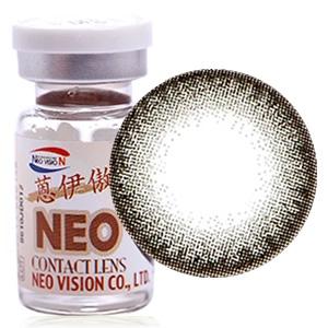 NEO恩伊傲巨目灰S4-4美瞳隐形眼镜年抛1片