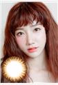 艾樂視新大美目系列年拋美瞳1片裝—魔法炫閃棕
