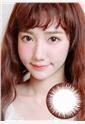 艾乐视新大美目系列年抛美瞳1片装—魔法炫闪巧