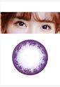 艾乐视Anna系列年抛美瞳1片—紫色