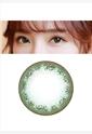 艾乐视Anna系列年抛美瞳1片—绿色