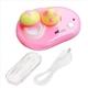 凯达清洗器hl60蘑菇美瞳隐形眼镜护理盒子
