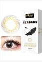 韩国进口艾乐视日抛美瞳隐形眼镜30片-赫本灰