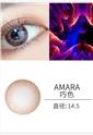 韩国coverpinky年抛美瞳1片装-amara巧
