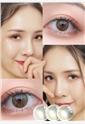 韩国进口艾乐视美瞳半年抛1片-Color baby棕