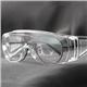 全透明护目镜(内可佩戴框架眼镜)