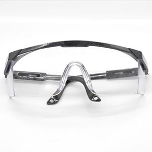 黑框护目镜(视野更清晰)